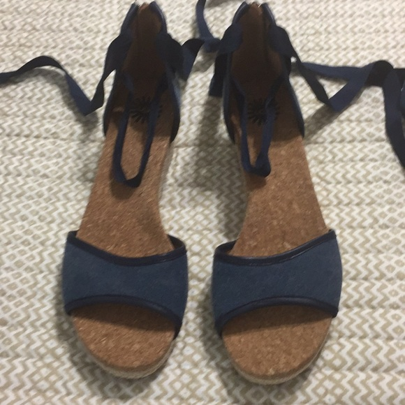 953482017 New Ugg sandal  size 10
